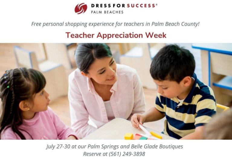 July Newsletter – Featuring Teacher Appreciation Week!